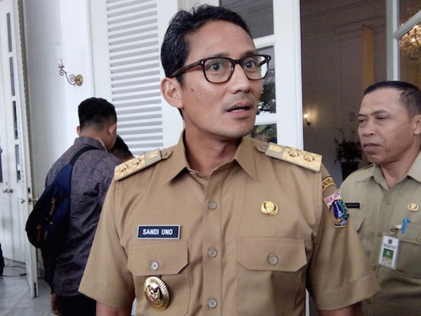 Inikah Bukti Rumor Sandiaga Jadi Cawapres Prabowo Benar dan Akan Mundur dari Wagub Besok?