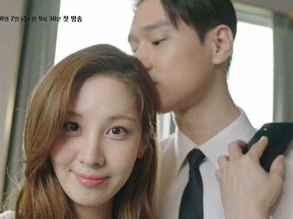 Calon Couple Favorit, Go Kyung Pyo Berikan Ciuman Manis ke Seohyun