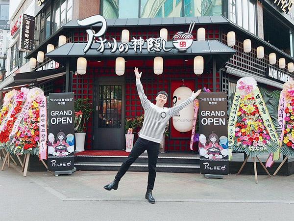 Seungri BIGBANG Buka-bukaan Soal Keuntungan Miliaran Rupiah dari Bisnis Kulinernya
