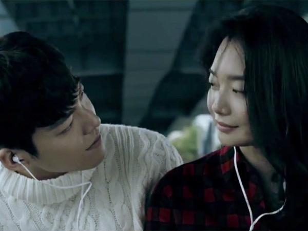 Mau Lihat Bagaimana Mesranya Kim Woo Bin dan Shin Min Ah Saat Pacaran?