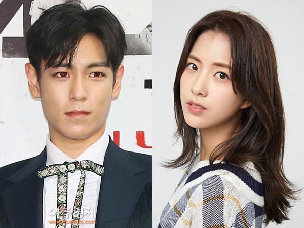 YG Entertainment Enggan Komentari Rumor Pacaran T.O.P dan Kim Gavin