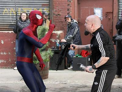 Inikah Judul Film Sekuel 'The Amazing Spider-Man'?