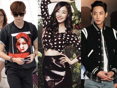 5 Merk Fashion Dunia Paling Digemari Seleb Korea Selama 2013