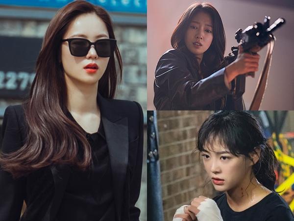 Deretan Karakter Wanita yang Tangguh di Drama Korea 2021