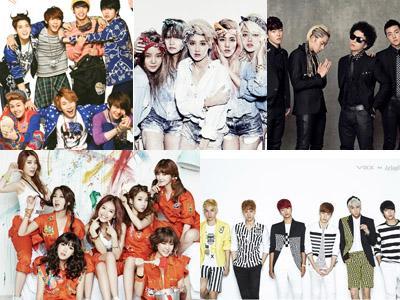 Sepuluh Grup Idola K-Pop Ini Juga Layak Dapat Popularitas Lebih