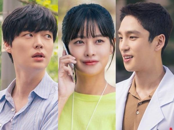JTBC Ungkap CInta Segitiga Antara Ahn Jae Hyun, Oh Yeon Seo, dan Goo Won di Drama 'People With Flaws