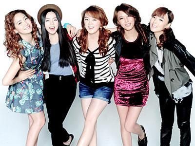 Album Amerika Wonder Girls Akan Libatkan Produser Terkenal AS
