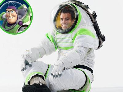 Wah, Tokoh Buzz Lightyear di Toy Story Jadi Inspirasi NASA
