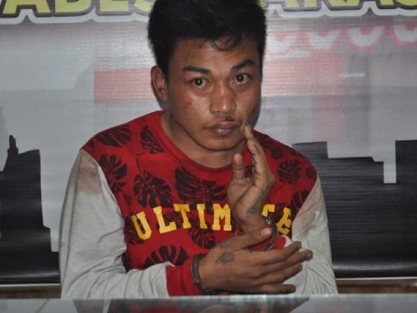 Bos Kartel Narkoba Makassar Ini Ditemukan Tewas Bunuh Diri dengan Borgol Melilit Leher di Ruang Isolasi?