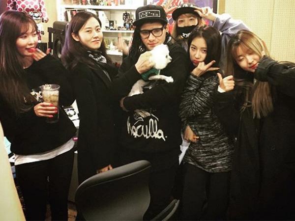 4Minute akan Gaet Skrillex untuk Comebacknya Awal 2016 Mendatang?