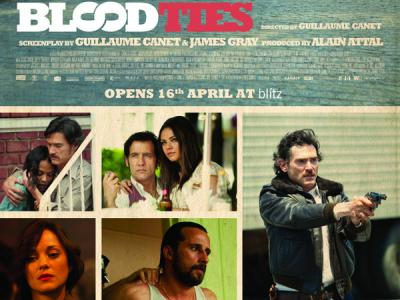 Blood Ties : Love and Hate Relationship ala Polisi New York