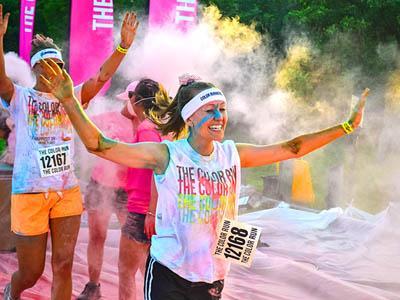 Lomba Lari Unik, 'The Color Run' Segera Digelar di Jakarta!