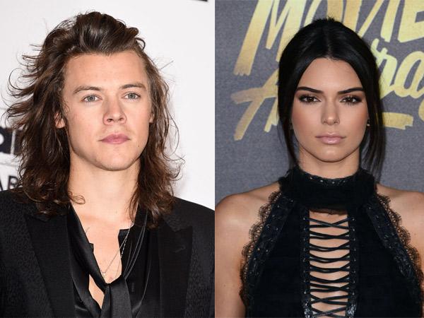 Diberi Harapan Palsu, Kendall Jenner Kecewa dengan Harry Styles