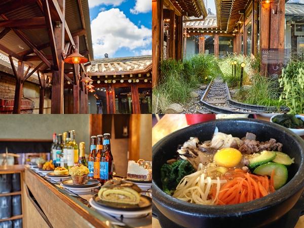Makan di Kafe Berdesain Hanok Korea Klasik, Wajib Mampir!