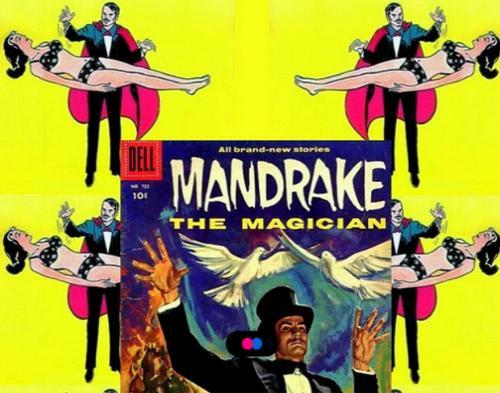 Wow, Mandrake The Magician Bakal Difilmkan