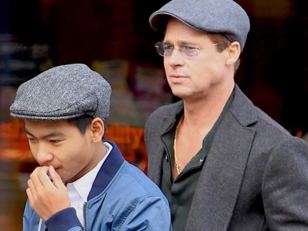 Maddox Buka Suara Mengenai Kondisi Hubungannya Dengan Brad Pitt