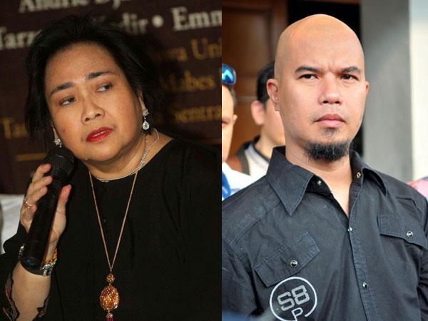 Diduga Makar, Rachmawati Soekarnoputri Hingga Ahmad Dhani Ditangkap Polisi