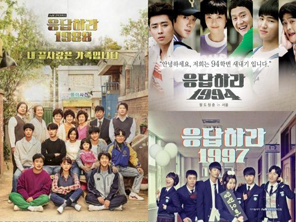 Sukses dengan 3 Seri sebelumnya, Akankah tvN Lanjutkan Drama Serial 'Reply'?