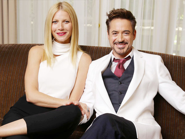 Pepper Pots Absen di 'Captain America: Civil War', Robert Downey Jr. Rindu Bermesraan Dengan Gwyneth Paltrow