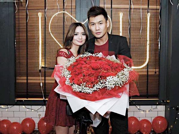 Selamat! Stella Cornelia Mantan Member 'JKT48' Dilamar Aktor Fendy Chow