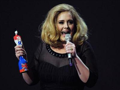 Billboard Music Awards Diborong Adele