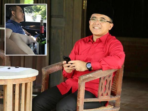 Heboh Foto Vulgar Diduga Bupati Banyuwangi Kader PDIP, Benar Dokumentasi Masa Lalu?