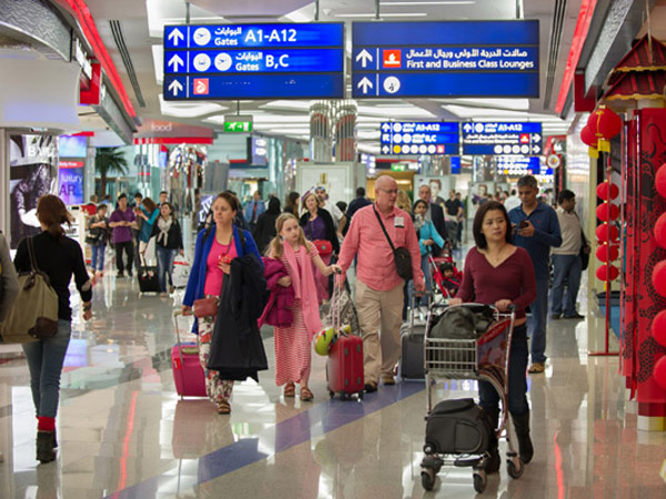 Bandara Tersibuk Dubai Gunakan Bahasa Jawa Halus Sebagai Informasi Penerbangan!