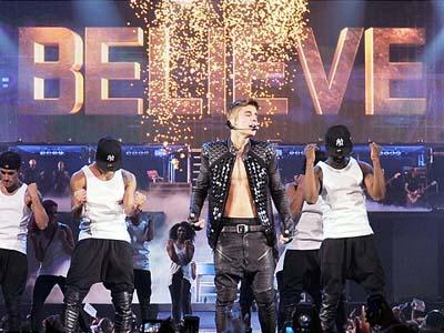 Duh, Film Justin Bieber 'Believe' Tak Laku?