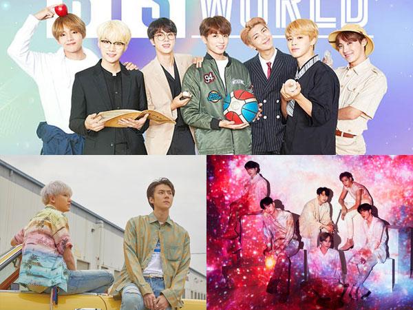 'BTS WORLD' No. 1 untuk Pertama Kalinya, Inilah Artis K-Pop yang Tempati Chart Billboard World Album
