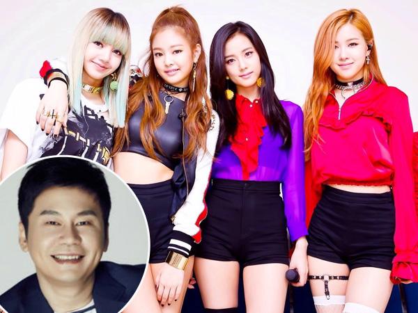 Pecahkan Rekor Program Musik, Black Pink dan Yang Hyun Suk Bertukar Pesan Mengharukan