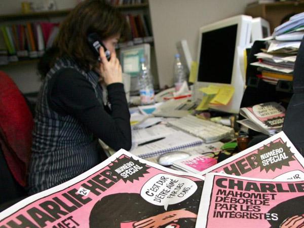 Charlie Hebdo Akan Cetak Ulang 1 Juta Kopi Karikatur Nabi dan Disebar ke Luar Perancis?