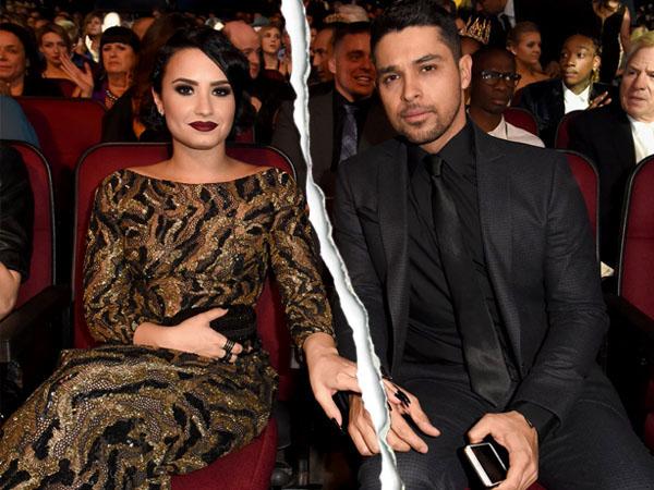 Enam Tahun Berpacaran, Demi Lovato dan Wilmer Valderrama Akhinya Putus!