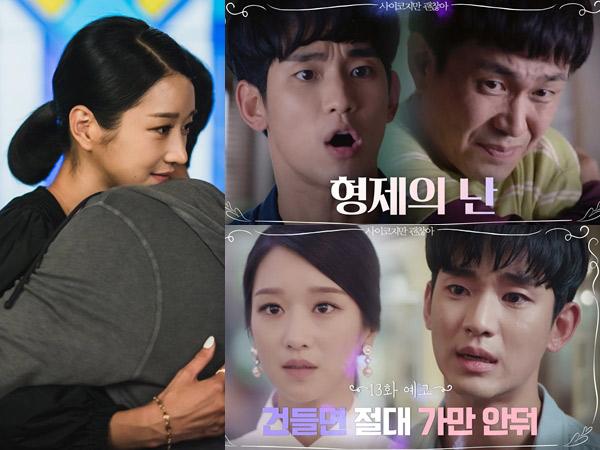 Tiga Momen Klimaks di Episode Terbaru Drama It's Okay to Not Be Okay
