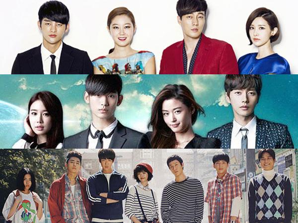 Wow, Drama Top Korea Siap Berkompetisi Dalam Seoul Drama Awards 2014!
