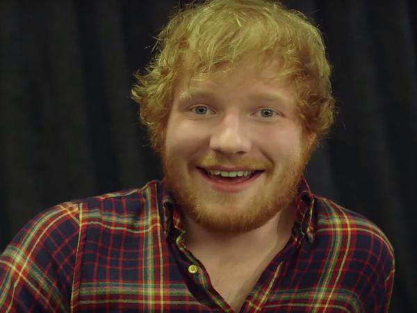 Tak Puas Hanya Jadi Penyanyi, Ed Sheeran Kini Jadi Bos Label Rekaman