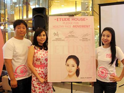 Peduli Kulit Wajah Sehat Dengan Etude House