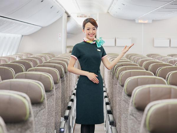 Bukan Lagi Dari Jepang, Inilah Kabin Pesawat Terbang Terbersih Di Dunia