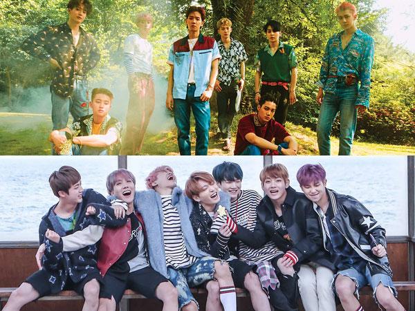 Industri Musik K-Pop Diprediksi 'Panas' dengan Comeback EXO dan BTS