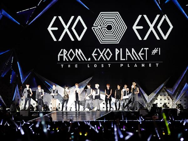 Konser 'The Lost Planet' EXO di Jakarta akan Digelar 6 September