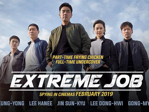 Film Komedi Korea Terlaris 'Extreme Job' Siap Tayang di Indonesia!