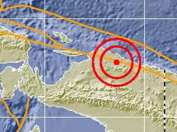 Gempa 6.3 SR Papua yang Sempat Buat Warga Panik Keluar Rumah