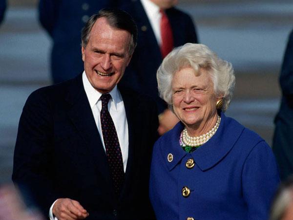 George HW Bush Meninggal Tak Lama dari Sang Istri, Benarkah Alami Sindrom Patah Hati?