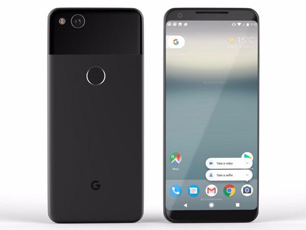 Ada Bocoran Harga Google Pixel 2, Lebih Murah dari iPhone X