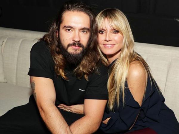 Isolasi Diri Sambil Tunggu Hasil Tes Corona, Heidi Klum 'Berpisah' dengan Suami