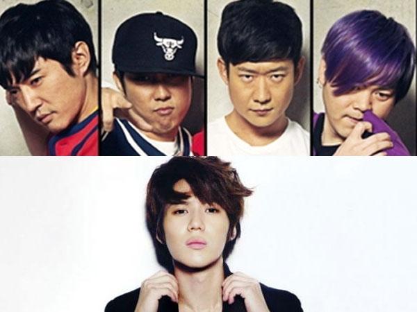 Wah, Para Idola K-Pop Senior Berikan Taemin Peringatan di Running Man!