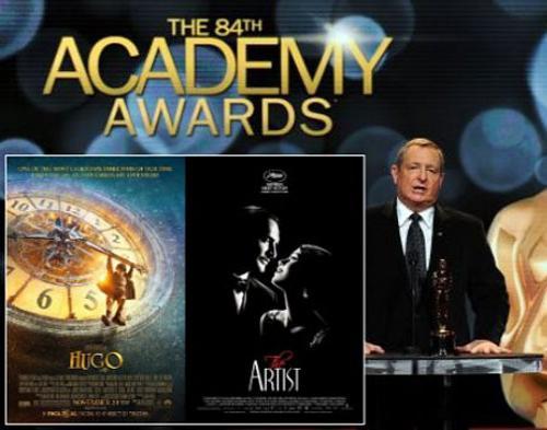 Hugo Raih Nominasi Terbanyak di Academy Awards 2012