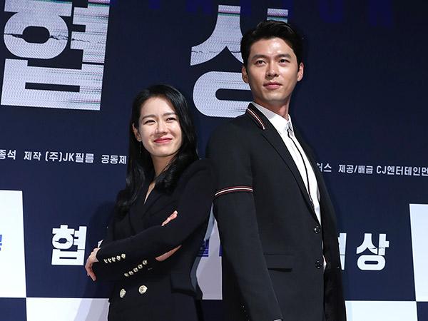 Son Ye Jin dan Hyun Bin Akan Jalani Syuting di Luar Negeri Lagi
