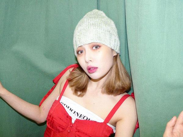 HyunA Berurai Air Mata Saat Cerita Tentang Bubarnya 4Minute di 'HyunA's X-19'
