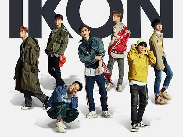 Album dan Lagu Baru iKON Sukses Rajai Chart Musik Lokal dan Internasional!