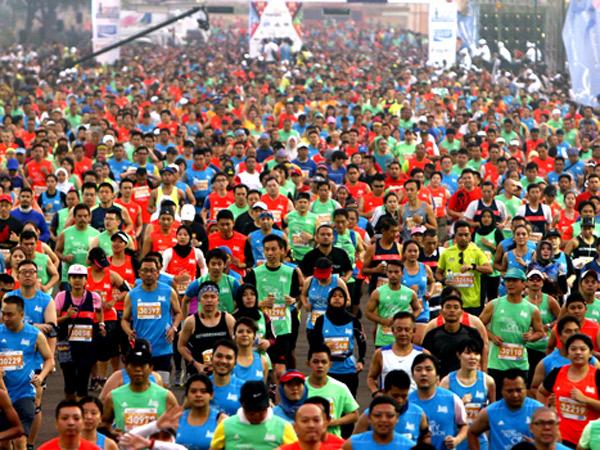 Sambut Jarkarta Marathon 2016, Beberapa Jalan Tol Siap Ditutup